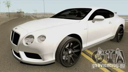 Bentley Continental HQ для GTA San Andreas