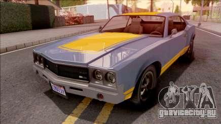 GTA V Declasse Sabre Turbo для GTA San Andreas
