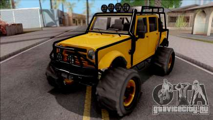 GTA V Canis Mesa для GTA San Andreas