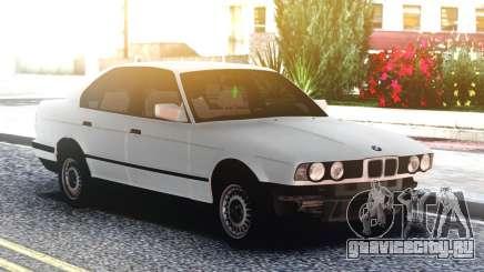 BMW E34 Битая для GTA San Andreas