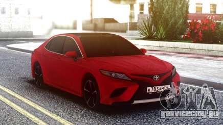 Toyota Camry V70 для GTA San Andreas