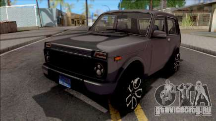 Lada Niva New Tuning для GTA San Andreas