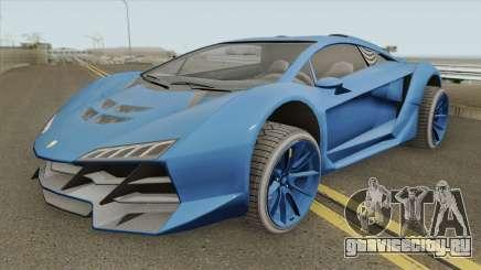 Pegassi Zentorno GTA V IVF для GTA San Andreas