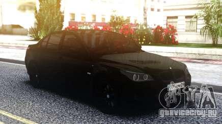 BMW M5 E60 09KZ для GTA San Andreas