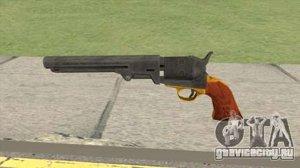 Colt 1851 Navy Revolver для GTA San Andreas