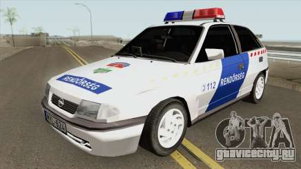 Opel F Astra Classic (Hungarian Police) V2 для GTA San Andreas