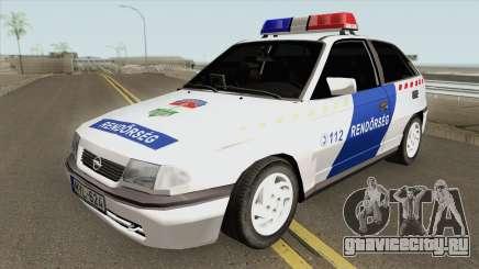 Opel F Astra Classic (Hungarian Police) V2 для GTA San Andreas