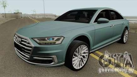 Audi A8 2018 IVF для GTA San Andreas