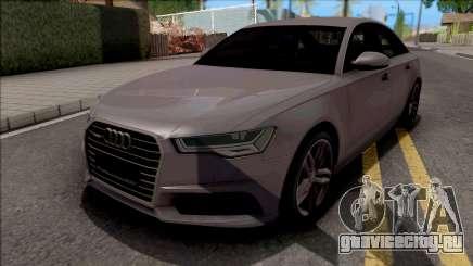 Audi A6 C7 2017 для GTA San Andreas