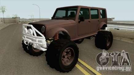Canis Mesa GTA V для GTA San Andreas