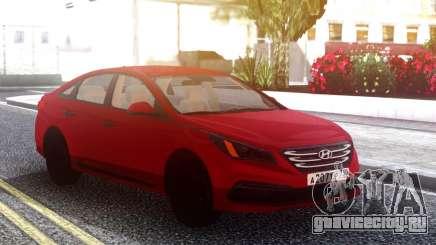 Hyandai Sonata 2016 для GTA San Andreas