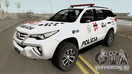 Toyota Fortuner (SW4) 2019 для GTA San Andreas