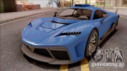 GTA V Benefactor Krieger для GTA San Andreas