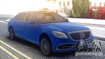 Mercedes-Maybach S650 для GTA San Andreas