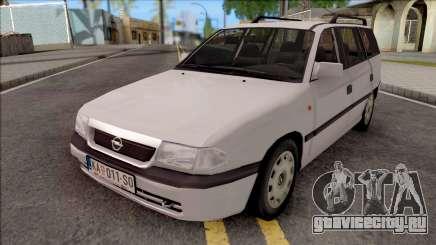 Opel Astra F Kombi 2001 для GTA San Andreas