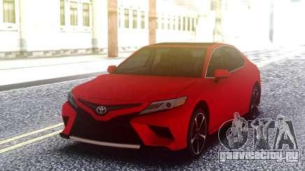 Toyota Camry XSE V6 3.5 2018 LQ для GTA San Andreas