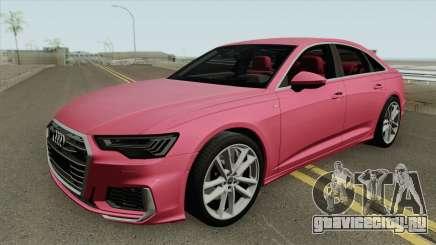 Audi A6 C8 2019 для GTA San Andreas