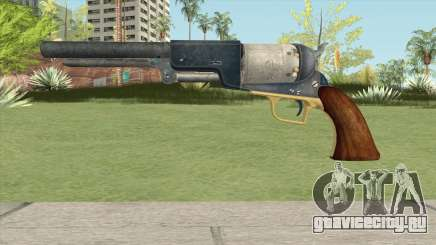 Colt Walker Revolver для GTA San Andreas