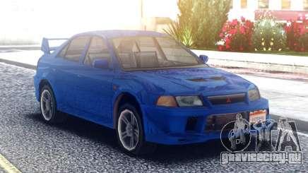 Mitsubishi Lancer Evolution VI Tommi Makinen для GTA San Andreas