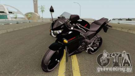 Honda CBR 125R Black для GTA San Andreas