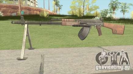 COD: Black Ops RPK Drum для GTA San Andreas