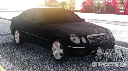 Mercedes-Benz E63 W211 Black для GTA San Andreas