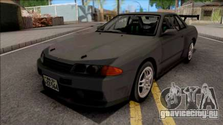 Skyline R32 GT-R Initial D Fifth Stage Hojo для GTA San Andreas