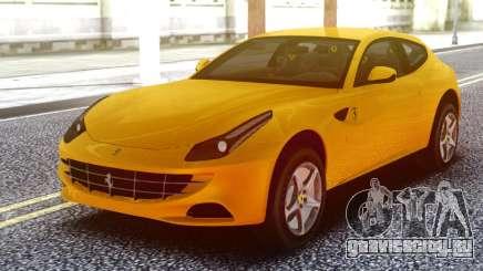 Ferrari FF 2011 для GTA San Andreas