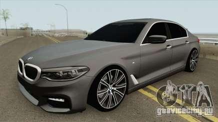 BMW M5 G30 для GTA San Andreas