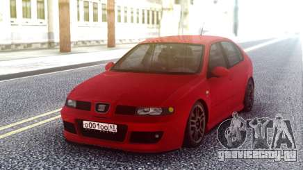 Seat Leon CUPRA 2003 для GTA San Andreas