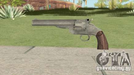 Smith And Wesson Model 3 Schofield для GTA San Andreas