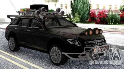 Mercedes-Benz E 350D для GTA San Andreas