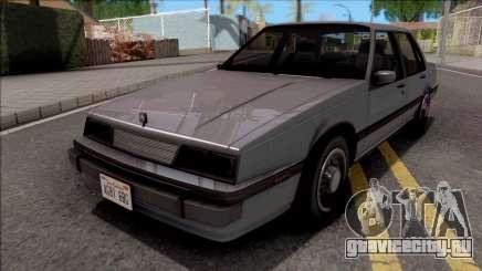 Willard 500 для GTA San Andreas