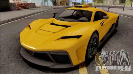 GTA V Benefactor Krieger IVF для GTA San Andreas
