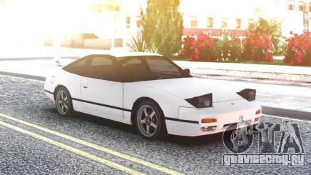 Nissan 240SX Tunable LQ для GTA San Andreas