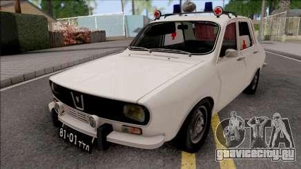 Dacia 1301 1971 Soviet Medical Service для GTA San Andreas