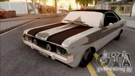 Opel Commodore A 1968 для GTA San Andreas