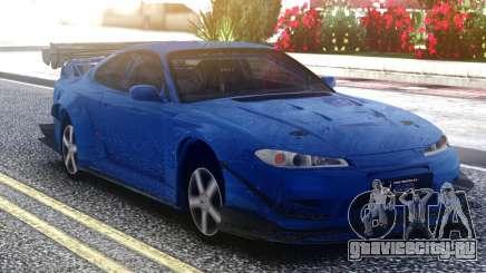 Nissan Silvia S15 Original Sport для GTA San Andreas