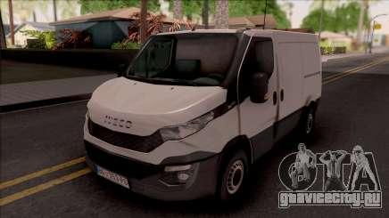 Iveco Daily Mk6 Van для GTA San Andreas