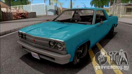 GTA V Cheval Picador для GTA San Andreas