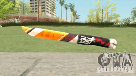 Knife (PBST Series) From Point Blank для GTA San Andreas