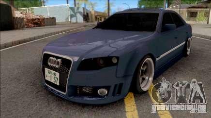 Toyota Mark II Blue для GTA San Andreas