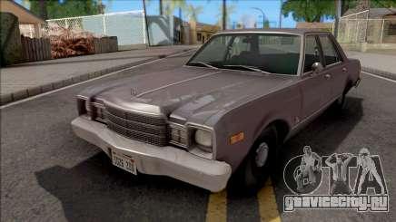 Plymouth Volare 1977 Sedan для GTA San Andreas