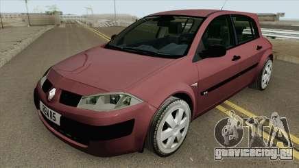 Renault Megane 2002 для GTA San Andreas
