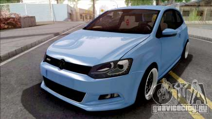 Volkswagen Polo 1.4 TDI для GTA San Andreas