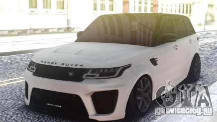 Range Rover Sport SVR Low для GTA San Andreas