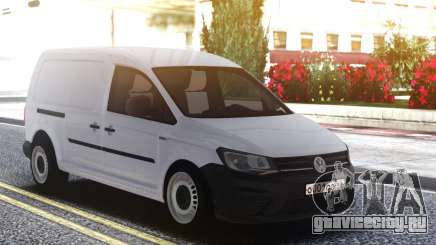 Volkswagen Caddy Maxi 2016 White для GTA San Andreas