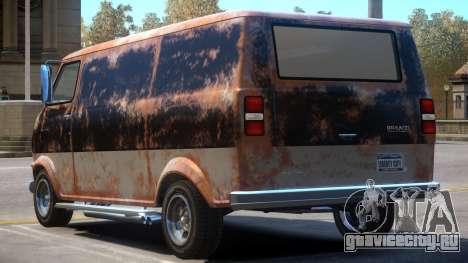 Bravado Youga Rusty для GTA 4