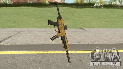 SMG Two Upgrades V4 (Luxury Finish) GTA V для GTA San Andreas