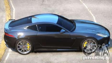 Jaguar F-Type SVR v1.2 для GTA 4
